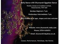 Egyptian Belly Dancing for Beginners commencing September