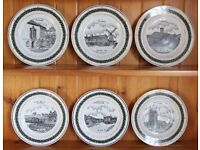 Tenterden limited edition plates.