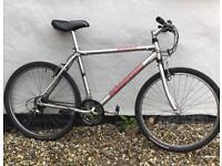Mountain bike, ideal commuter