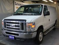 2014 Ford E-250 VERY LOW KM's CALL TODAY for a TEST DRIVE