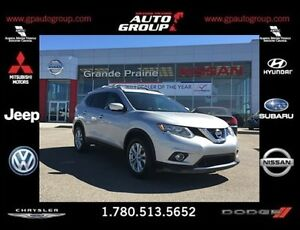 2014 Nissan Rogue 3RD ROW SEATING | HEATED SEATS | MOON ROOF