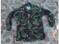Vintage 1985 DPM Temperate Field Jacket - XLarge