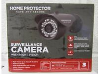 Home Protector Safe and Secure Surveillance Camera with Night Vision