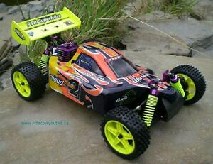 New RC Buggy / Car HSP WARHEAD Nitro 2-speed 4WD 2.4G City of Toronto Toronto (GTA) image 7