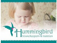 EXPERIENCED NANNY/HOUSEKEEPERS AVAILABLE IMMEDIATELY!