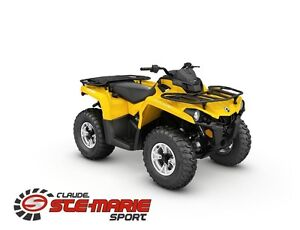 2017 can-am Outlander 570 DPS -