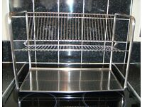 IKEA Stainless Steel Dish Drainer