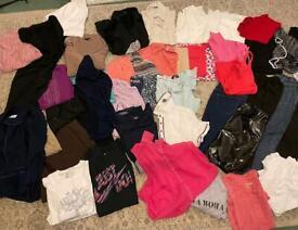 Huge bundle of mixed clothes job lot