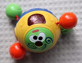 Fisher price giggle ball