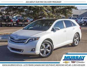 2016 Toyota Venza Base *AWD *Leather *Heated Seats *Backup Cam