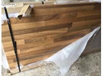 Wren - Walnut Block - 4 Meter Length - Brand New Counter Top.