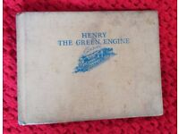 Henry The Green Engine Book Collectable