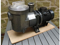 Pond Pump - Unused