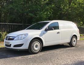Vauxhall Astra van 1.7cdti