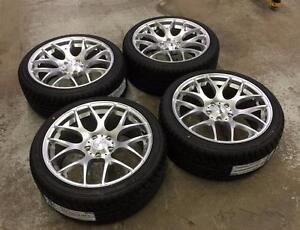 "18"" VMR Wheels 5x114.3 and Sailun All Season Tires 225/40ZR18 (Japanese Cars) Calgary Alberta Preview"