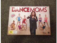 Dance Moms DVD Collectors Set. Complete Seasons 3-4