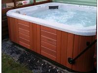 Hot Spring Soverign Hot Tub