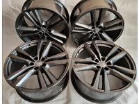 Original 20'' AUDI Q7 4M Alloy wheels, also Q5, A5, A4 8K alroad