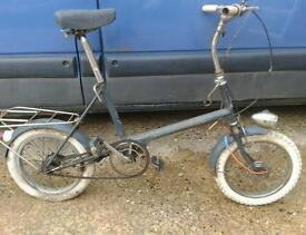 OLD RALEIGH BIKE ORIGINAL CONDITION