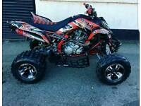 Yamaha raptor 700 immaculate condition (Fully loaded)