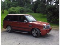 1999 RANGE ROVER P38 AUTOMATIC WITH FACELIFT