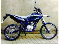 STUNNING SPECIAL LTD EDITION 2015 YAMAHA WR125R (ONLY 2200 ON CLOCK) UK DELIVERY AVAILABLE