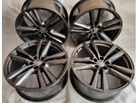 Original 20'' AUDI Q7 4M Alloy wheels, also Q5, A5, A4 8K alroad
