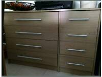 chest of 8 drawers in very good condition