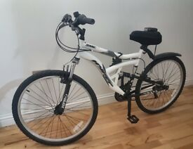New Mountain Bike (New with Accessories)