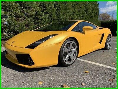 2004 Lamborghini Gallardo  2004 Used 5L V10 50V Automatic AWD Premium
