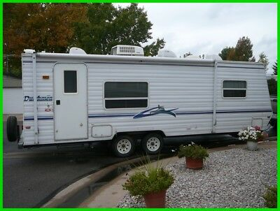2000 Dutchmen SSL Lite 26QB Travel Trailer,27',Sleeps 4,Queen Bed,Kitchen