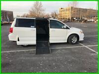 Miniature 1 Voiture Américaine d'occasion Dodge Grand Caravan 2012