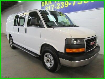 2016 GMC Savana Express 2500 Cargo Van Work Van 2016 GMC Chevy Express 2500 Cargo Van V8 One Owner Low Miles!