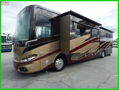 2017 Tiffin Phaeton 40AH Used Class A Coach Diesel Pusher Motorhome RV