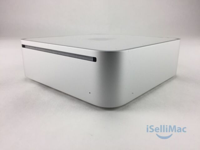 Apple 2009 Mac Mini 2.26GHz Core 2 Duo 160GB 4GB MC238LL/A + B Grade + Warranty!