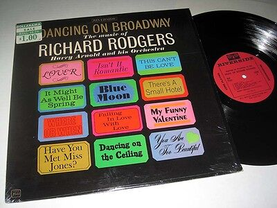 HARRY ARNOLD Music Of Richard Rodgers RIVERSIDE Reel & Mic SHRINK
