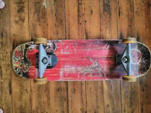 Skateboard 1990's retro