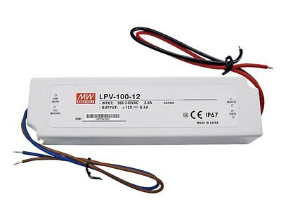 Mean Well Lpv-100-12 100w Single Output Switching Power Supply With 8.5 Amp