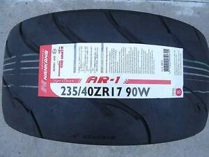 NANKANG AR-1 COMPETITION SEMI SLICK TYRE 235/40ZR17 WRX STi LOTUS Para Hills West Salisbury Area Preview