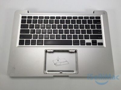 "Apple 2008 MacBook 13"" 2.4GHz C2D MB467LL/A + Power Issue Sold As Is For Parts"