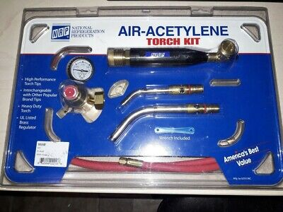 Nrp Air-acetylene Torch Kit