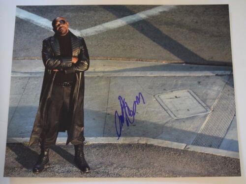 Samuel L Jackson Signed Autographed 11x14 Photo The Avengers Star Wars COA VD