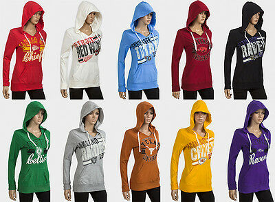 Ladies Hoodies American Sports NFL MLB NHL NBA Hoody Team Graphic Jackets