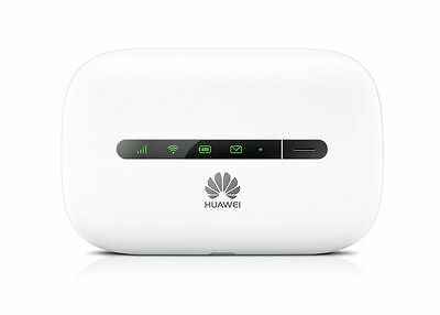Huawei E5330 Mobile Broadband 3G WiFi Device/Router. Unlocked for all networks.