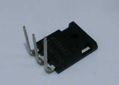 6x INFINEON Fast IGBT K30H60 Transistor 50A 600V IKW30N60H3 TO-247-3 MOSFET BUF