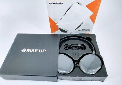 Genuine SteelSeries Arctis 3 Console Edition Gaming Headset (BLACK) NEW OPEN BOX