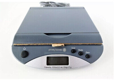 10lb Postal Scale With Usb Pitney Bowes 397-b Ships From New York.