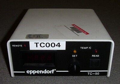 Eppendorf Tc-50 Temperature Controller Module For Column Heater Industrial