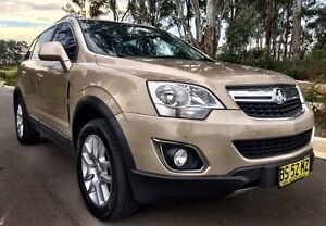 2012 CAPTIVA SERIES 2 - IMMACULATE - FULL LOGS Schofields Blacktown Area Preview