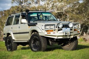 1995 Toyota GXL  LandCruiser Wagon South Morang Whittlesea Area Preview